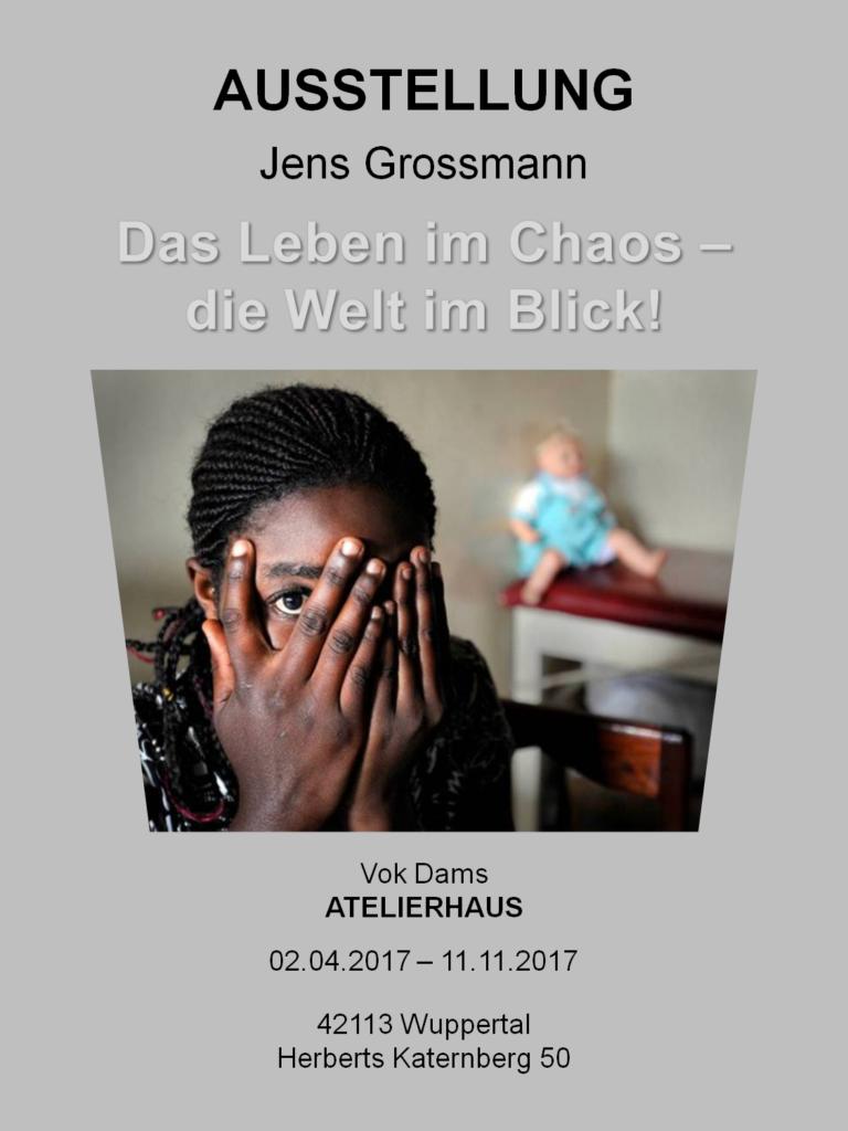Plakat Jens Grossmann