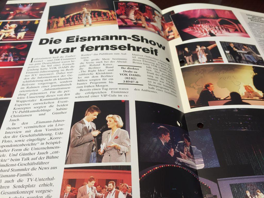 Eismann-Show