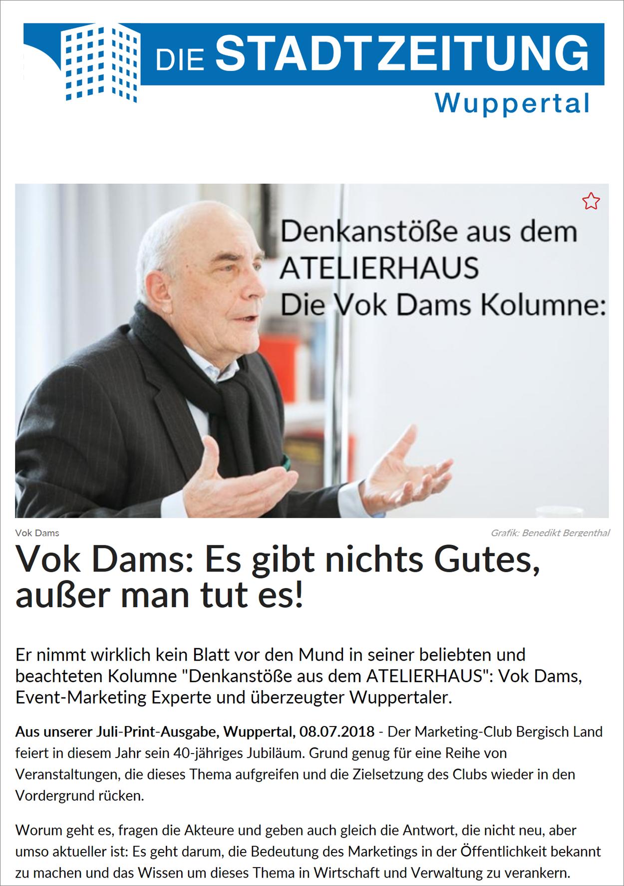 18-07-09_Die Stadtzeitung Wuppertal